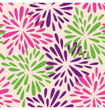 Flower Burst Pattern Royalty Free Stock Image