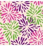 Flower Burst Pattern Royalty Free Stock Image
