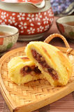 Flower cake. Is Yunnan classic snacks on behalf of Royalty Free Stock Image