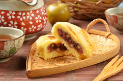Flower cake. Is Yunnan classic snacks on behalf of Stock Image