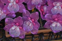 Flower candy Stock Photos