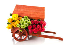 Flower car Royalty Free Stock Images