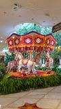Flower Carosel Royalty Free Stock Photo