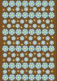 Flower carpet Royalty Free Stock Photos