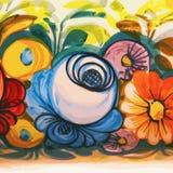 Flower Ceramic Vintage Decoration vector illustration