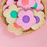 Flower Cookie. Selective focus. Royalty Free Stock Photo