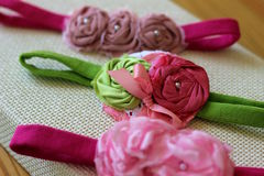 Flower Crafts Royalty Free Stock Photos