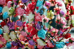 Flower crowns Stock Image