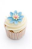 Flower Cupcake Stock Photos