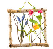 Flower Deco Stock Image