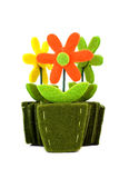 Flower decoration Stock Photos