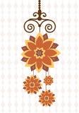 Flower decoration. Stock Vector Illustration Stock Photos
