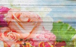 Flower decoration Royalty Free Stock Image