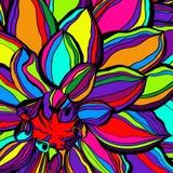 Flower decorative background Stock Photography