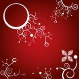 Flower decorative design vector Stock Images