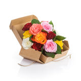 Flower Delivery Royalty Free Stock Image