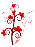 Flower design Royalty Free Stock Photo