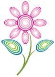 Flower design Stock Images