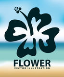 Flower design Stock Photo