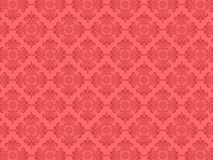 Flower Design Pink Background Royalty Free Stock Photo