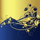 Flower design, vector Royalty Free Stock Photo