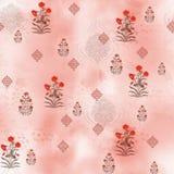 Flower digital print pattern background. Abstract digital print pattern backgroundn print allover print ndress print textile texture vector illustration
