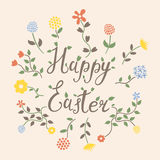 Flower Easter Royalty Free Stock Images
