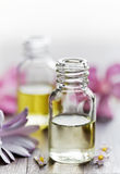 Flower essence Stock Image