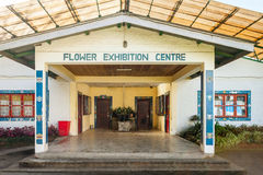 Flower Exhibition Centre Royalty Free Stock Image