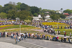 Free Flower Exposition In TAIPEI Royalty Free Stock Image - 19191366
