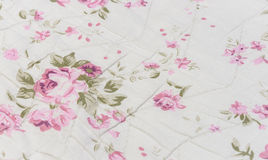Flower fabric Royalty Free Stock Images