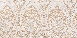 Flower fabric texture Stock Image