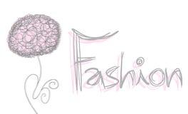 Flower fashion Stock Photography
