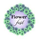 Flower fest Royalty Free Stock Photo