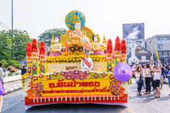 Flower Festival. Royalty Free Stock Images