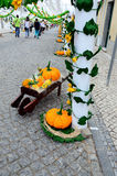 Flower Festival (festas do povo, Campo Maior 2015, Portugal) Stock Photo