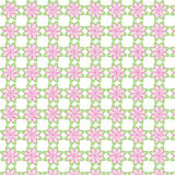 Flower floral cover tile fabric pattern background vector illustration design Abstract wallpaper Stock Photography