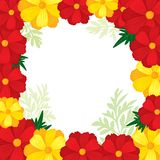 Flower frame Royalty Free Stock Image