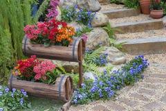 Flower Garden Royalty Free Stock Photo