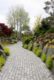 Flower Garden Island Royalty Free Stock Image