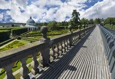 Flower Garden (UNESCO) in Kromeriz Royalty Free Stock Photography