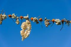 Flower garland Royalty Free Stock Photos
