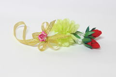 Flower garland. Stock Photos