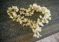 Flower garland. Stock Images