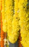 Flower garlands Stock Photo