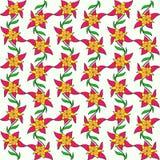 Flower garlands Royalty Free Stock Photos
