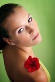 Flower girl Royalty Free Stock Photo