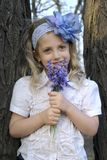 Flower Girl Royalty Free Stock Photos