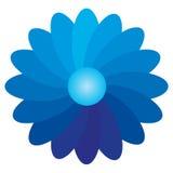 Flower Gradient Royalty Free Stock Image