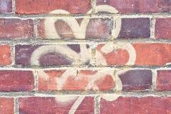 Flower grafitti Royalty Free Stock Photo